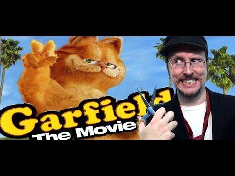 Nostalgia Critic: Garfield the Movie Review