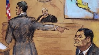 El Chapo trial: Fiery opening statements in case of alleged drug lord Joaquin Guzman