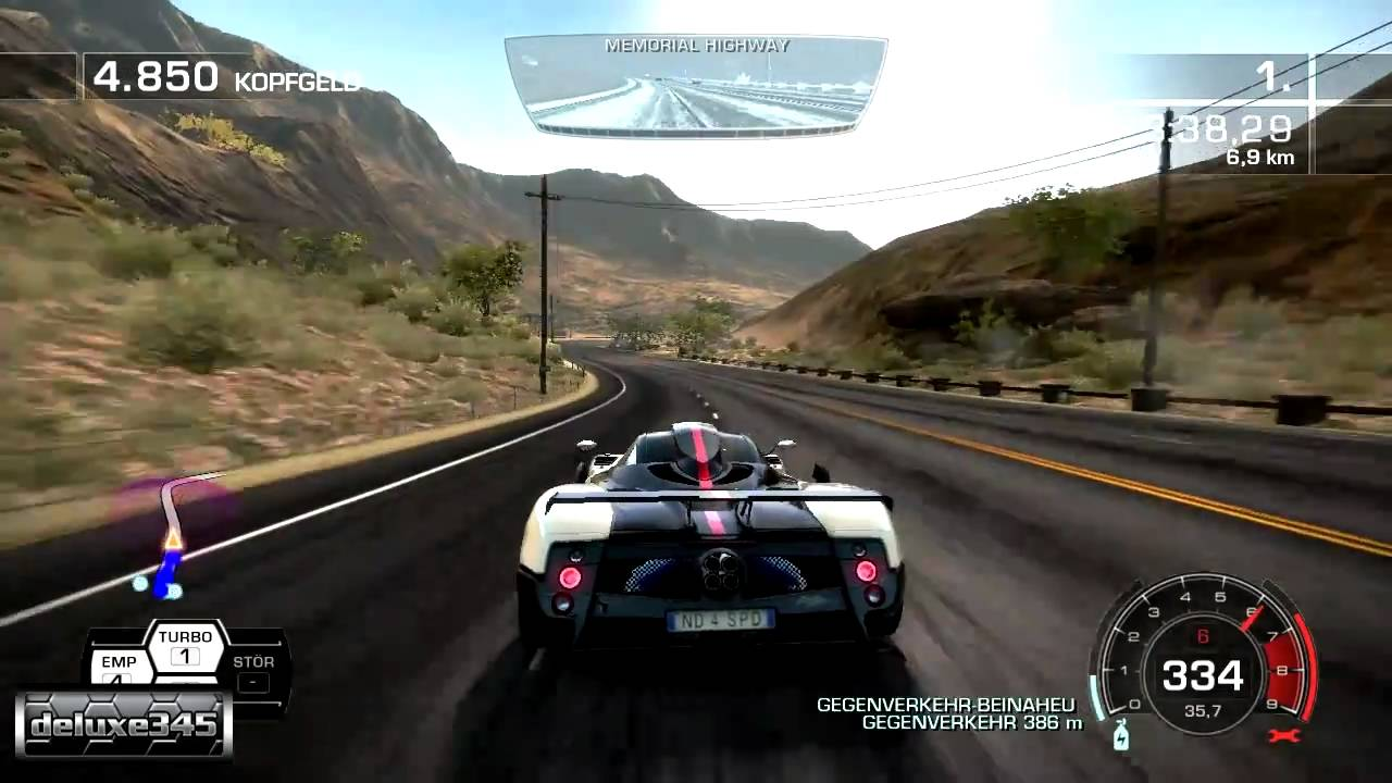 need for speed hot pursuit 2010 gameplay 2 pc hd youtube. Black Bedroom Furniture Sets. Home Design Ideas