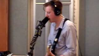"Two Door Cinema Club performing ""Do You Want It All"" on KCRW"