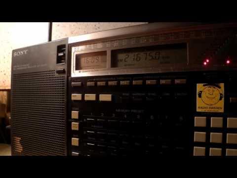 26 10 2015 WRMI tx 7 relay Radio Africa Network in English to NCAf 1609 on 21675 Okeechobee