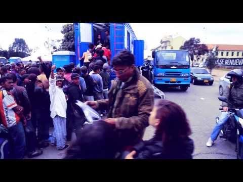 Colombia 2013 - Hope Brigade