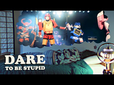 Dare To Be Stupid - Cybertronic Spree