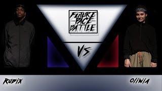 Oliwia vs Rubix | QUATERFINAL 1vs1 u20 Future Pace Battle 2019 | DOK, DZIERŻONIÓW