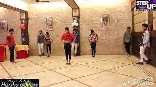 Chhote Chhote Peg Yo Yo Honey Singh Dance Performance Step Up Girls Boys
