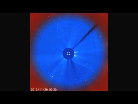 Comet ISON's Death Dive Revisited | Video