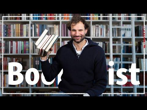 Buchtipps von Takis Würger – seine Top 5 Bücher