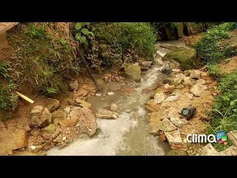 Prevención de inundaciones y desbordamientos de quebradas