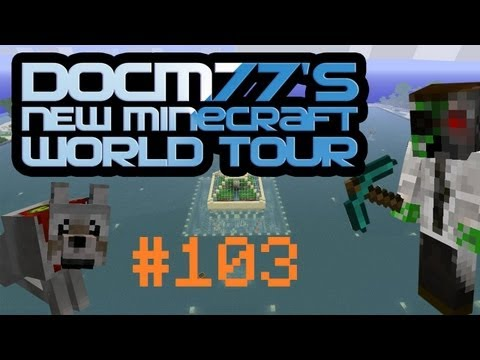 Docm77&Acirc;&acute;s NEW Minecraft World Tour - Episode 103: A Hyper Crowd