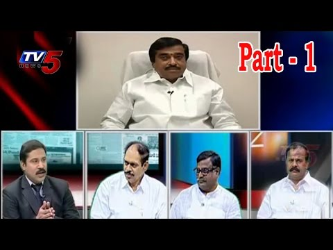 TG Nativity Issue & EAMCET Councelling | News Scan | Part 1 : TV5 News