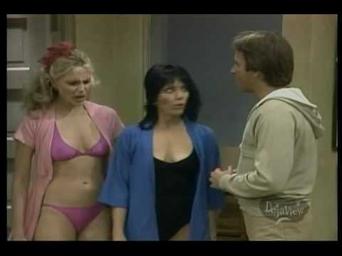Priscilla barnes in a bikini on threes company