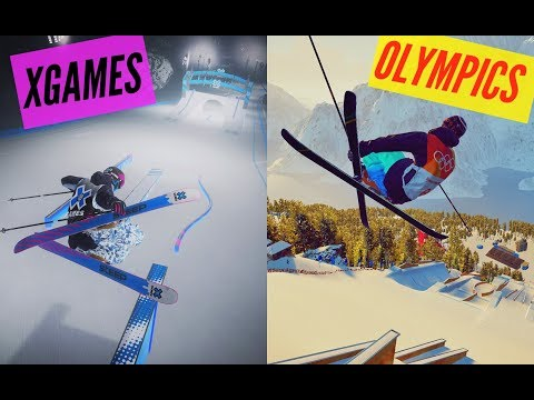 Which One Should You Buy? The Olympic DLC vs XGames DLC Steep