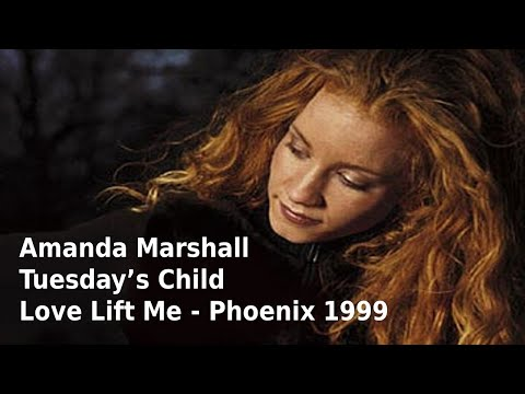 Amanda Marshall - Love Lift Me