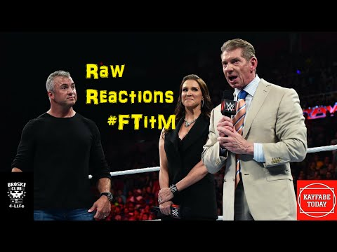 MR. MCMAHON reveals the Commissioners of RAW/SMACKDOWN #DramaAlert