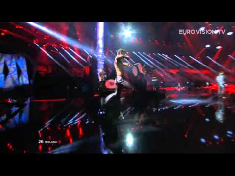 Ryan Dolan - Only Love Survives (Ireland) - LIVE - 2013 Grand Final