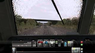 Railworks 3 | PC vs. XBOX 360 | Gameplay | HD | Česky