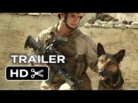 Max Official UK Trailer (2015) - War Dog Drama HD