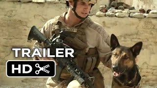 Video clip Max Official Trailer #1 (2015) - War Dog Drama HD