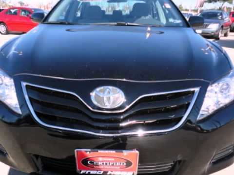 2011 Toyota Camry #BU180811P in Houston TX Bellaire, TX SOLD