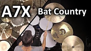 Cobus - Avenged Sevenfold - Bat Country (Drum Cover 2019)
