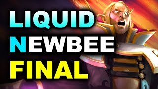 LIQUID vs NEWBEE - GRAND FINAL HYPE - ESL ONE GENTING DOTA 2