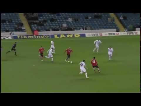 Le but somptueux de Adlene Guedioura face à Leeds // 20-03-2012