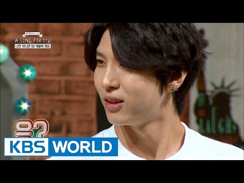 Global Request Show: A Song For You 4  Ep10 with VIXX LR 20151009