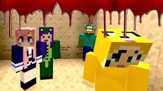 Minecraft : Blacklight Horror Map