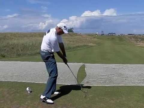 STEWART CINK SLOW MOTION 6TH TURNBERRY OPEN 2009 2 Video