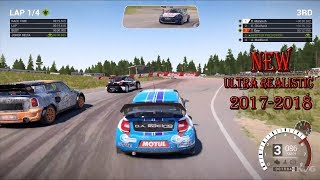 Top 10 Best PS4 Racing Games 2017-2018 |Ultra Realistic Graphics