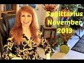 Sagittarius November 2013 Astrology Horoscope