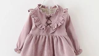 Baby dress design books, girls designer clothes