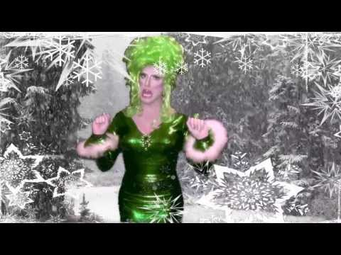 Hedda Lettuce - here Comes Tranny Claus video