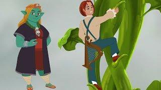 Jack and the Beanstalk - Bengali Fairy Tales - জ্যাক এবং বেয়ানস্টালক - Bangla Rupkothar Golpo
