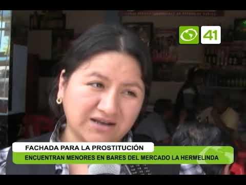 Encuentran a menores de edad ejerciendo la prostitución - Trujillo