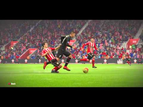 Southampton vs Liverpool 1-6 2/12/15 highlights & goals