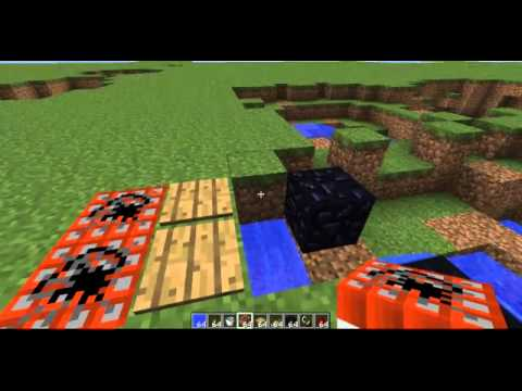 MineCraft - small TNT cannon