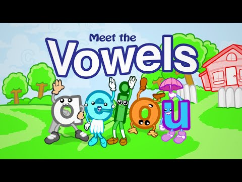 Meet the Vowels