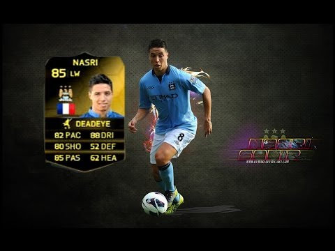 FIFA 14 - Next Gen Player Review - IF Nasri + Giveaway !!