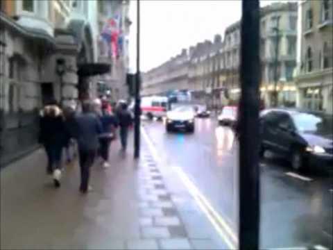 (471) 7x Metropolitan Police car + unmarked police car en 17x Metropolitan Police carrier