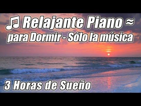 MUSICA BEBE para dormir Piano clasico relajarse lento suave mezcla ayuda a relajar los bebés cancio