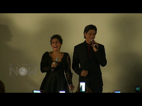 Shahrukh Khan, Kajol Celebrate 1000 Weeks Of DDLJ At Maratha Mandir | Part 1