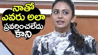 Actress RakulPreet ABOUT harassment of girls in india | Filmylooks