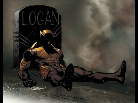 The Death of Wolverine (Muerte de Lobezno)