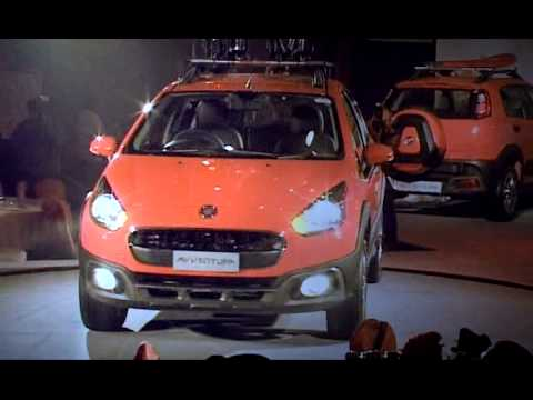 FIAT Avventura - Glimpses of the Global Launch