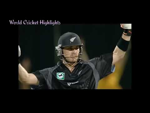 Brendon McCullum 86* (91) match winning inning Vs Australia in 2007