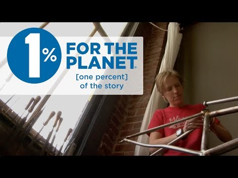 [one percent] of the story - 1% for the Planet film