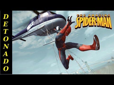 O Espetacular Homem Aranha Detonado Parte 5