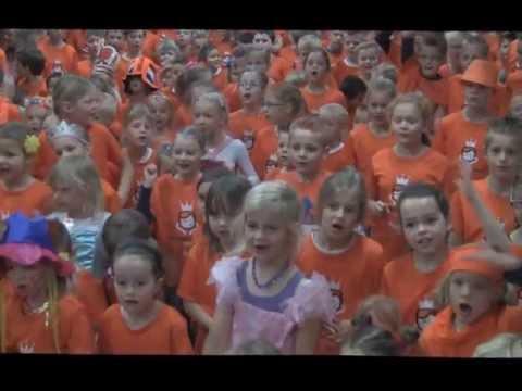 Koningsspelen 2013 Kuyperschool Andijk