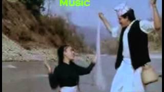 Gairi Khet ko   Asha Bhosle  Prem Pinda   Nepali Movie Full Song   YouTube